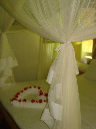 Villas de Trancoso Hotel: Villa Gardens - quarto de casal