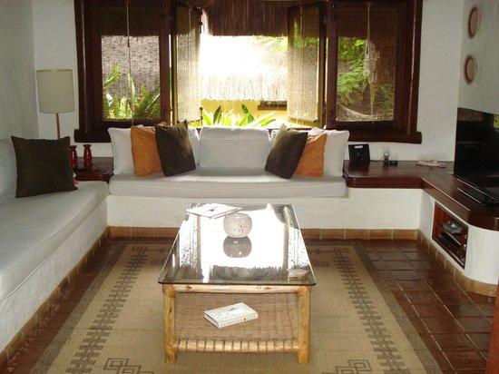 Villas de Trancoso: Villa Gardens - sala
