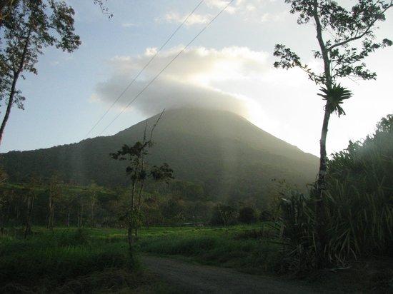 Los Lagos Hotel Spa & Resort: arenal vulkaan