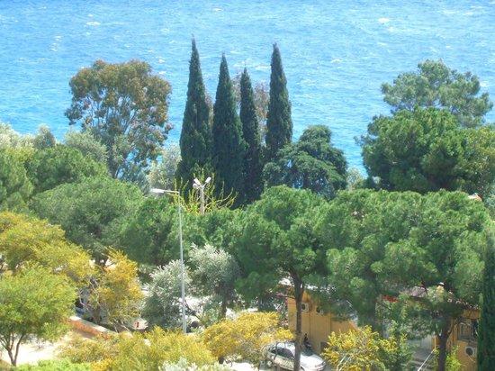 Hotel Kale: Blick zu Leymona-Beach