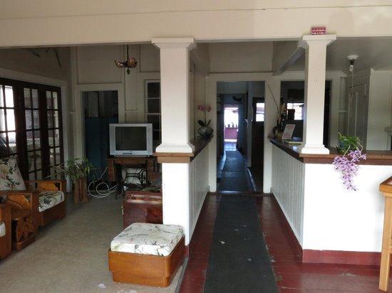 Kona Hotel: Lobby