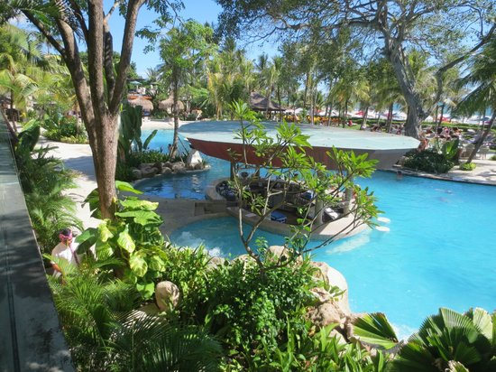 Bali Mandira Beach Resort & Spa: Great Pool