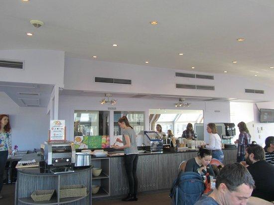 Floris Arlequin Grand'Place : Ontbijtbuffet