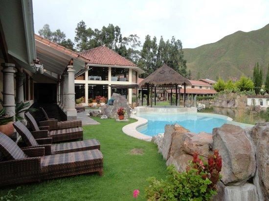 Aranwa Sacred Valley Hotel & Wellness: pool