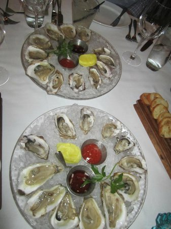 PassionFish: 2 dozen oysters