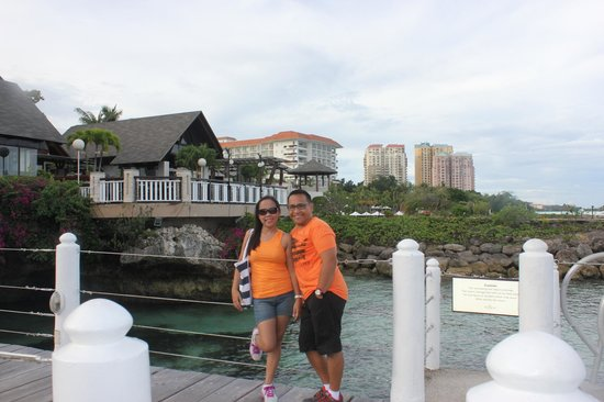 Shangri-La's Mactan Resort & Spa: roaming around the area