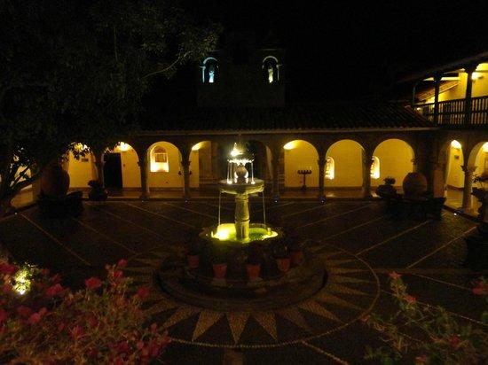 Aranwa Sacred Valley Hotel & Wellness : nightview