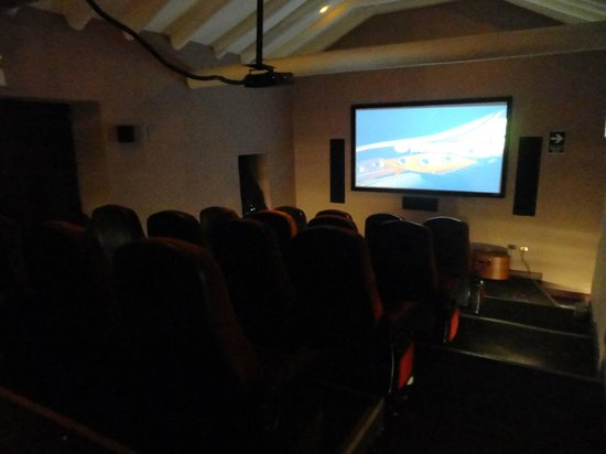 Aranwa Sacred Valley Hotel & Wellness: moviehouse