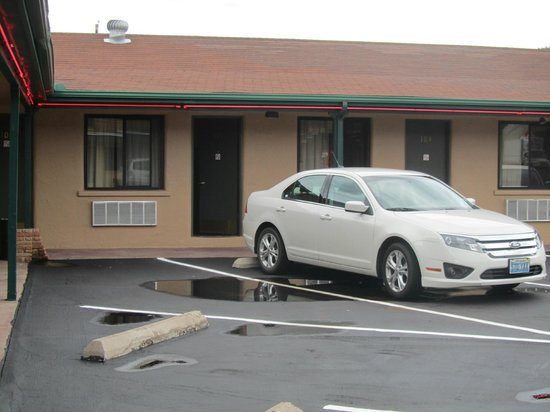 Westerner Motel: Il motel