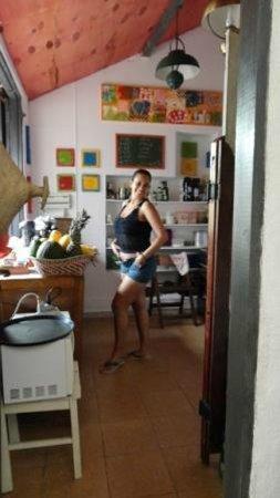 Casalegre Art Vila B&B - Santa Teresa: Cucina