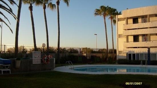 Arco Iris Apartments: view