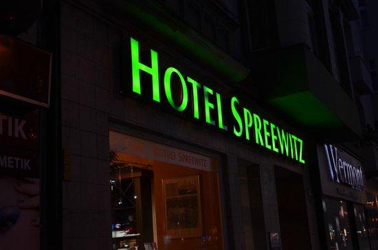Hotel Spreewitz: Hotel von außen