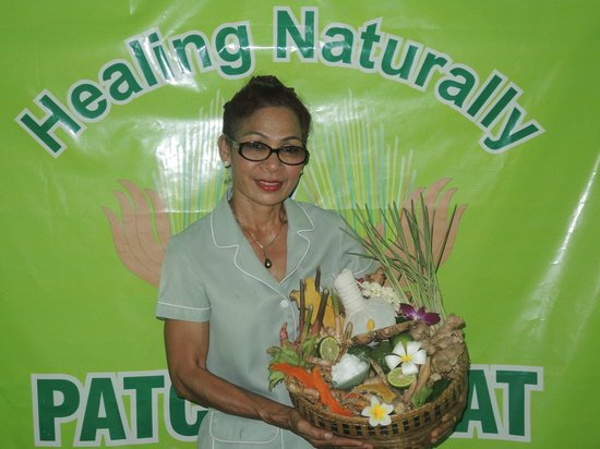 Spa Patcharapat: Thai medicinal curative Herbs