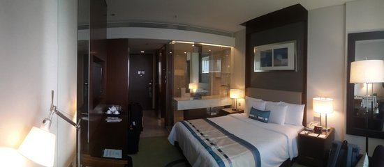 Courtyard by Marriott Seoul Times Square : great stay!