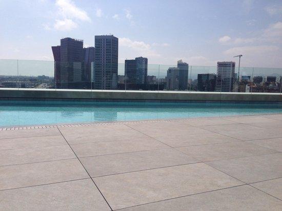 Hotel SB Plaza Europa: Rooftop pool