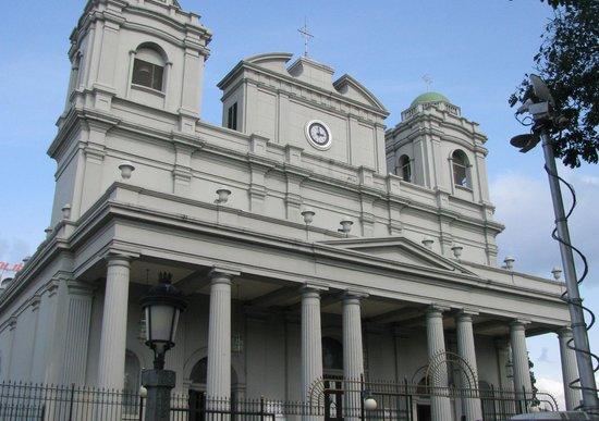 Hotel Presidente: san jose cathedral metropolitan