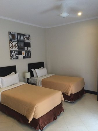Kuta Townhouse Apartments: 2nd bedroom