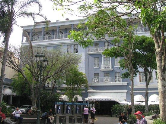 Hotel Presidente: san jose
