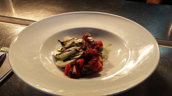 Greys Sitges: salad