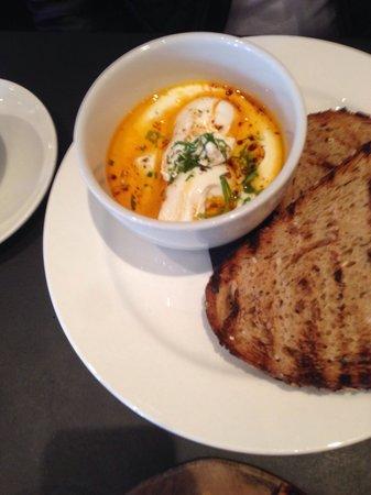 Kopapa Restaurant: Turkish eggs dont miss it