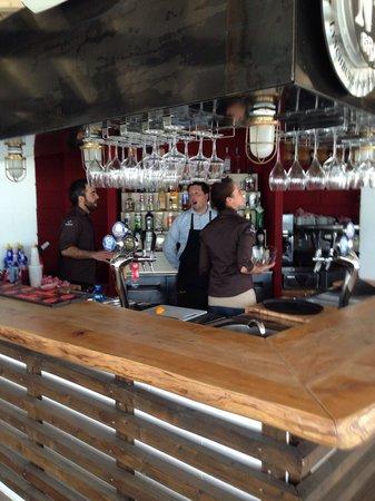 Pareo Beach: Il bar