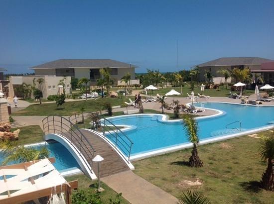 Paradisus Princesa del Mar Resort & Spa: Royal Service pool