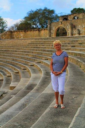 Altos de Chavon: амфитеатр