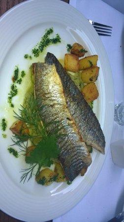 Restaurant Ofenloch : Fish