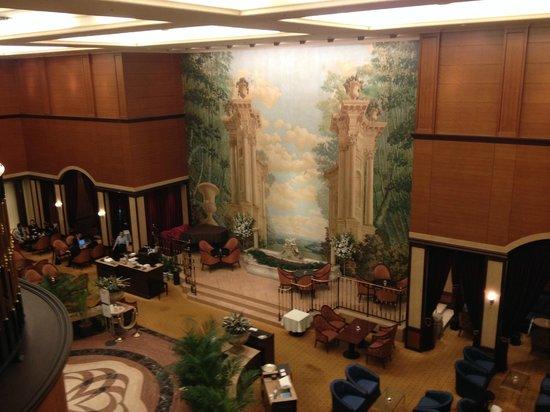 Dai-ichi Hotel Tokyo: Lobby