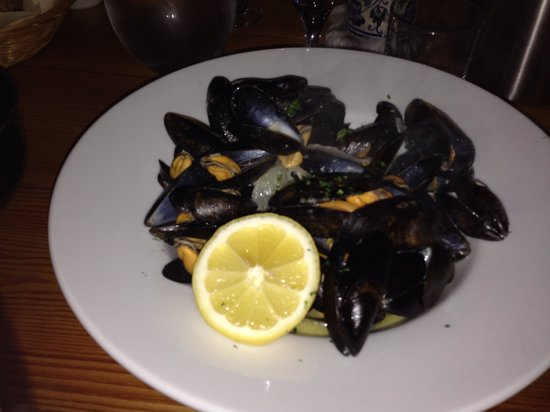 The Boathouse: Muscles starter