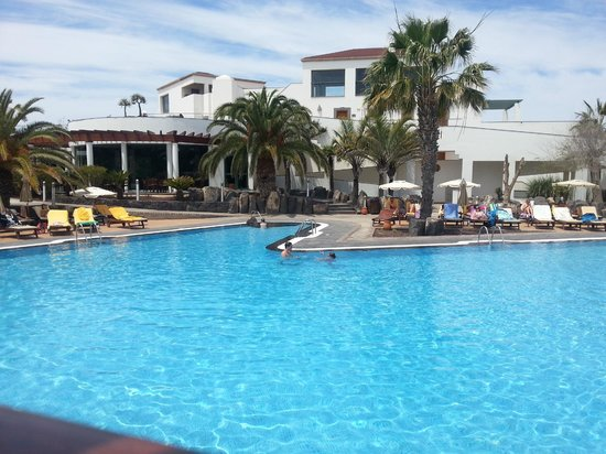 Las Marismas de Corralejo: 1 of 2 main pools
