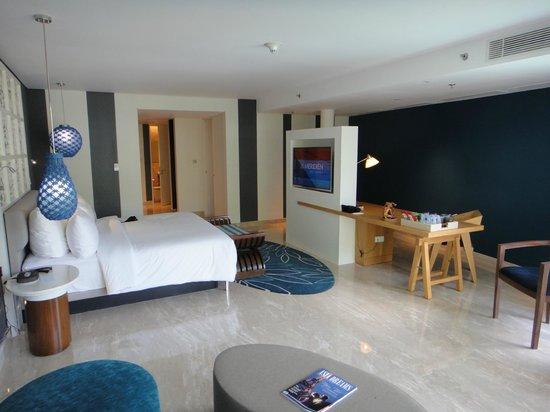 Le Meridien Bali Jimbaran : 部屋