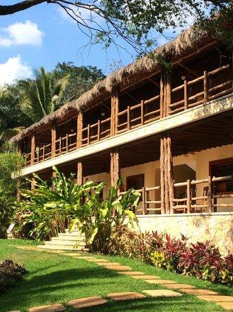 The Lodge at Uxmal: Hotel