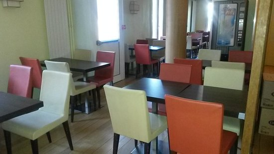 Hôtel Gabriel Paris-Issy : Dining area