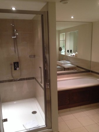 The Arden Hotel: Great shower