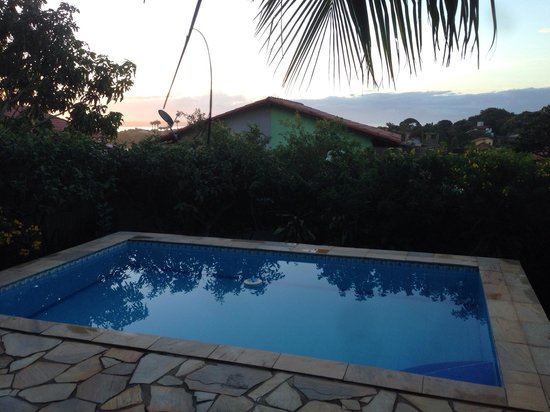 Star Buzios Guest House: Small but clean and pretty pool