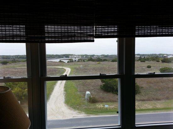 Ocean Isle Inn: our beautiful waterway view