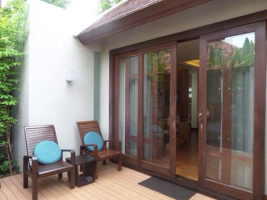 Chaweng Regent Beach Resort: Villa Spa Suite
