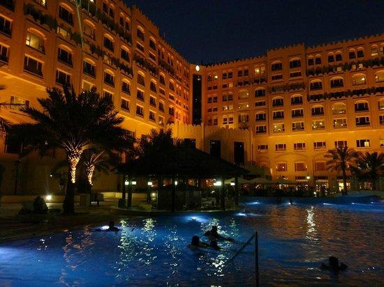 InterContinental Doha: Vue de l'hotel