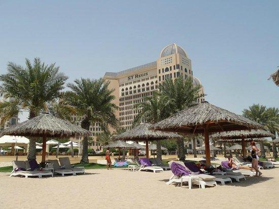 InterContinental Doha: Plage