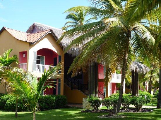 Tropical Princess Beach Resort & Spa: vu extérieur des chambres