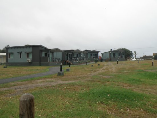 NRMA Victor Harbor Beachfront Holiday Park : Units