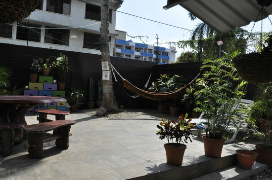 Hostal Mamallena: Relax a your own hammock