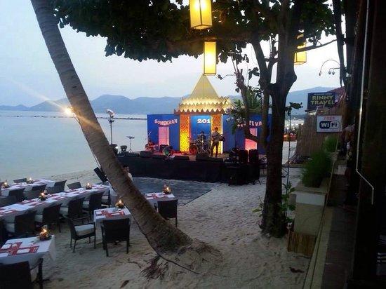 Chaweng Regent Beach Resort : Songkran Festival