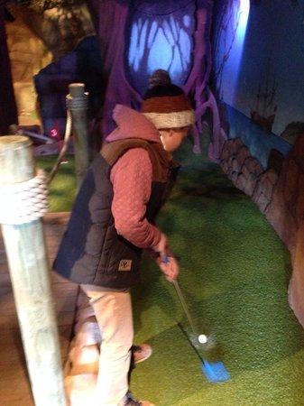 Treasure Island Mini Golf: Loved it