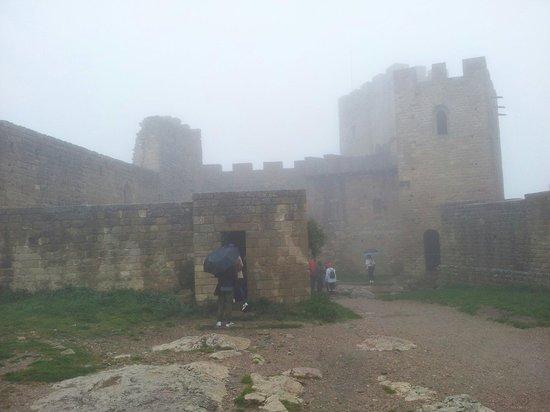 Castillo de Loarre : Interior