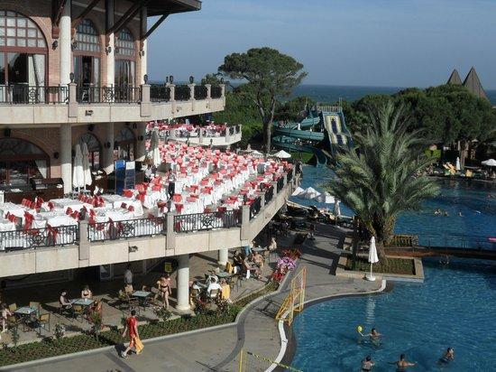Papillon Zeugma Relaxury: beautiful view,hotel