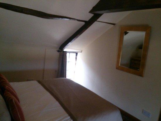 The Durham Ox : Rose Cottage Bedroom