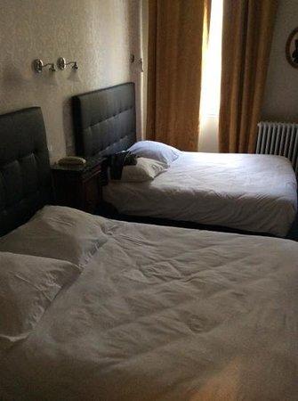 Hotel Mirabeau: room
