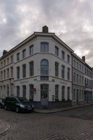 Bistro Sint Anna: Sint-Barbe, Bruges